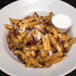 3 Cheese Fries